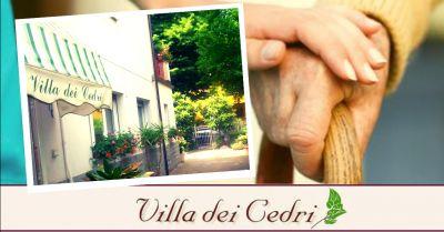 villa dei cedri offerta residenza per anziani non autosufficienti bologna
