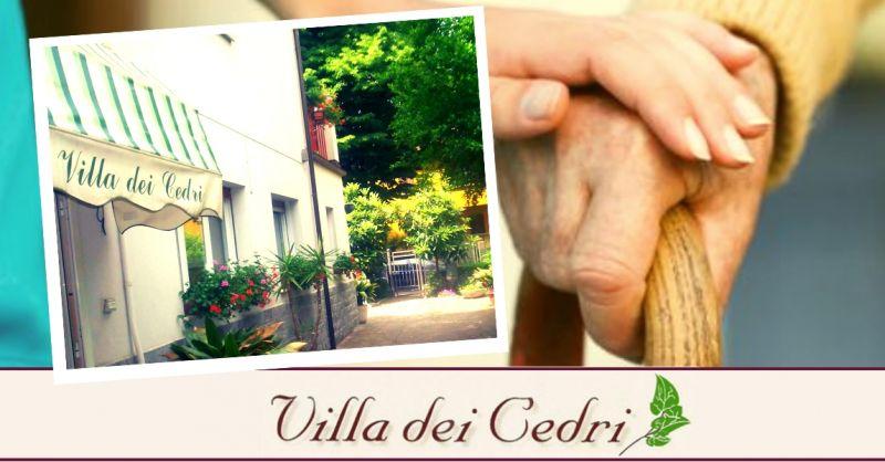 VILLA DEI CEDRI - Offerta residenza per anziani non autosufficienti Bologna