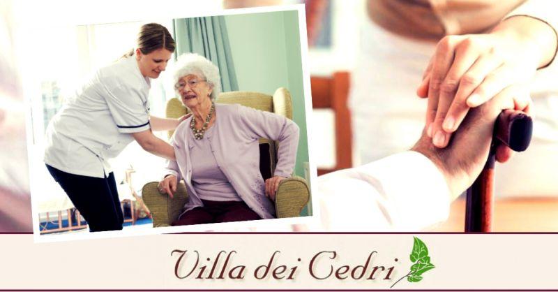 VILLA DEI CEDRI - Offerta servizio professionale di assistenza anziani Bologna