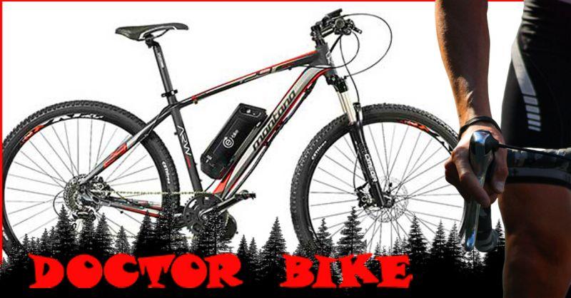 Offerta biciclette elettriche a pedalata assistita ebike Vicenza - Occasione Doctorbike Vicenza