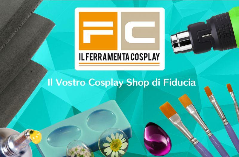 Il Ferramenta Cosplay - occasione vendita on line articoli e materiali Cosplay