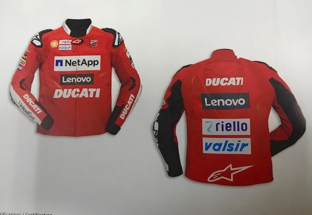 Giacca Ducati Replica Team 19