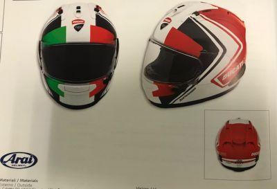 casco ducati corse speed 2