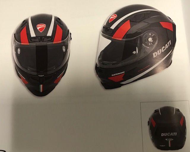 Casco Ducati Speed Evo X-Lite X803