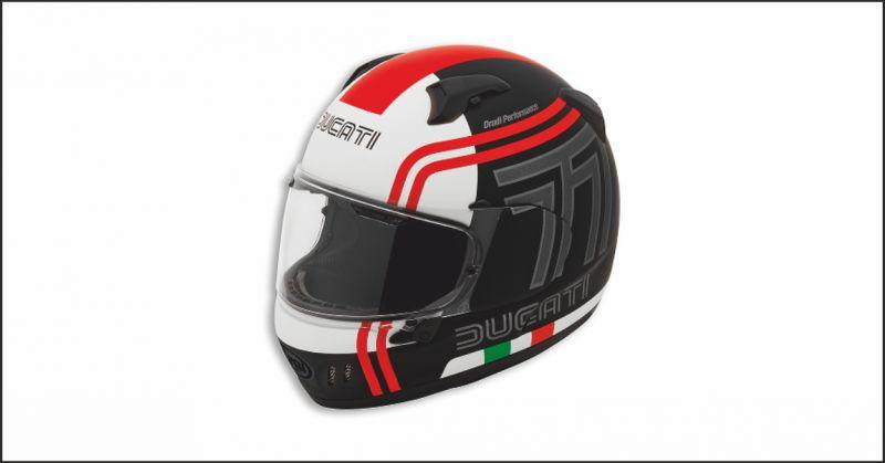 Casco Ducati 77