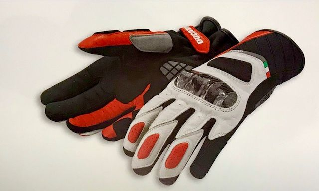 Guanti Ducati Sport C3