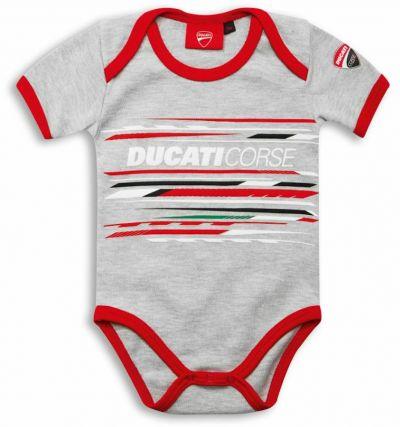 body neonato ducati sport