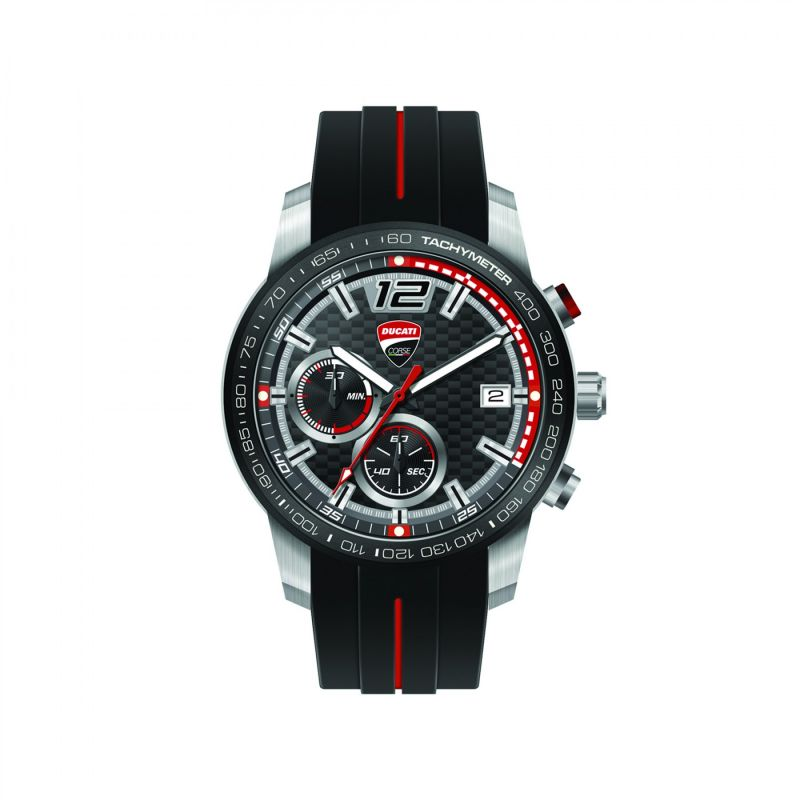 Cronografo Ducati Corse Redline