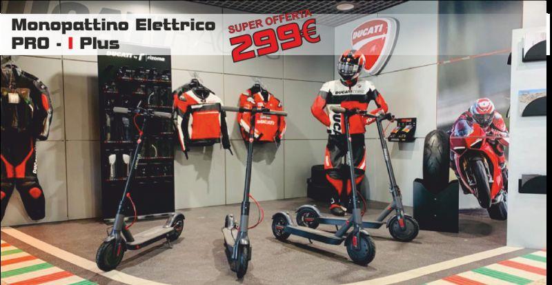 ducati carrara offerta monopattino elettrico - occasione e-bike massa carrara