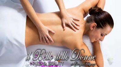 offerta massaggio linfodrenante pomezia promozione centro estetico nettuno