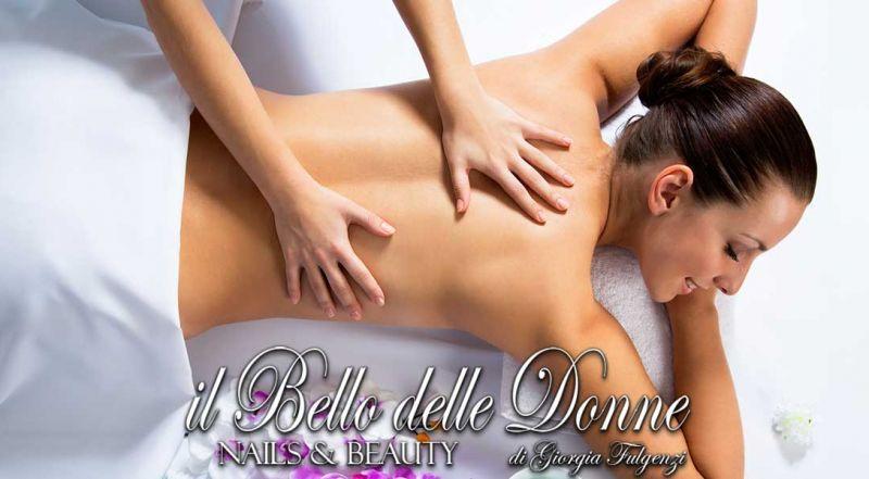 Offerta massaggio linfodrenante Pomezia - Promozione centro estetico Nettuno