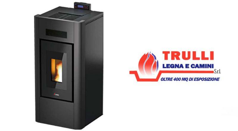 Offerta vendita termostufe a pellet Velletri - Promozione riscaldamento Anzio