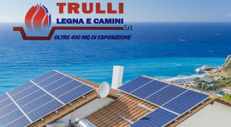 Offerta  vendita pannelli solari a circondazione forzata Ardea