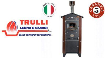 offerta vendita forni a legna latina promozione forni accessoriati anzio