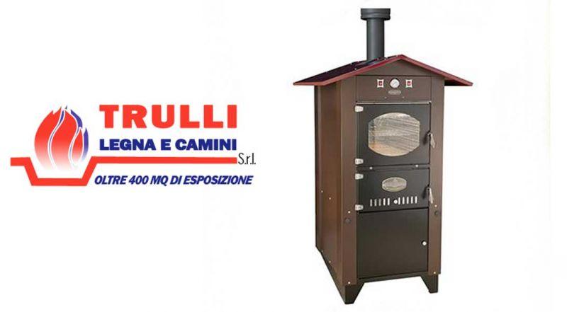Offerta vendita forni a legna Latina - Promozione forni accessoriati Anzio