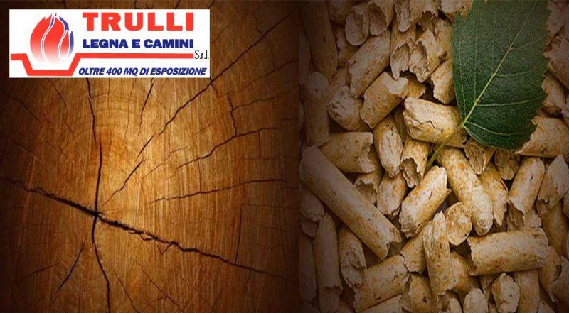 Offerta vendita pellet Albano Laziale - Promozione sacco pellet Anzio