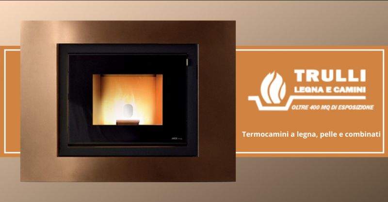 Offerta termocamini a legna ardea - occasione termocamini a pellet genzano di roma