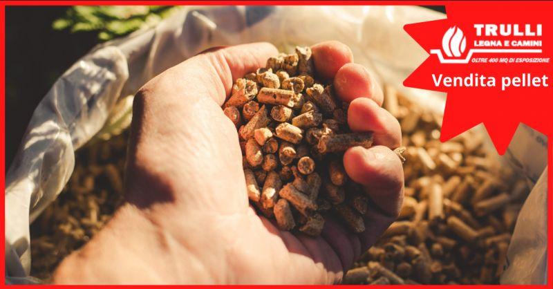 Offerta vendita sacchi di pellet aprilia - occasione vendita di pellet ostia