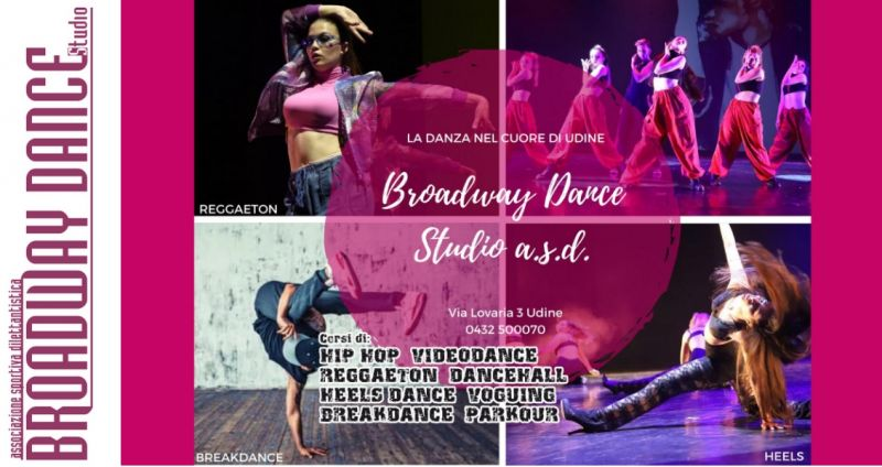 Offerta corsi di ballo Hip Hop a Udine - Occasione lezioni di danze metropolitane urban dance a Udine