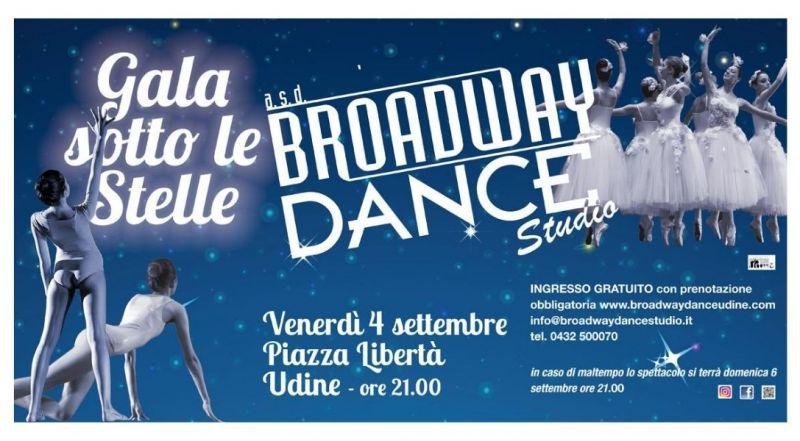 Vendita spettacolo di danza sotto le stelle a Udine – Occasione galà sotto le stelle a Udine