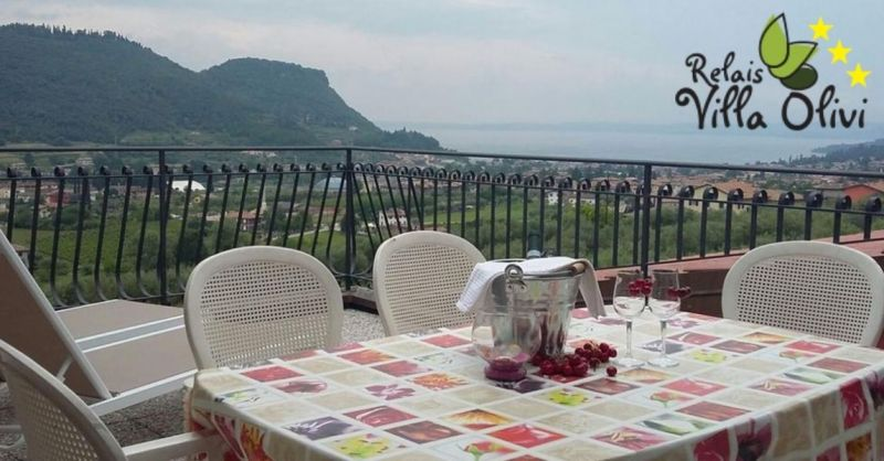Relais Villa Olivi - Finden Sie das beste Urlaubsangebot in einem Luxus Apartment am Gardasee