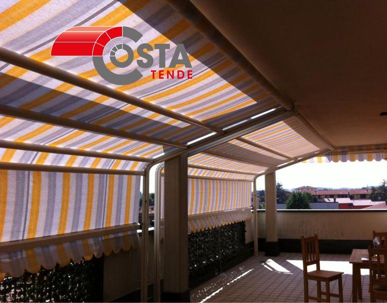 COSTA TENDE offerta posa tende da sole – promozione installazione tende da esterno su misura