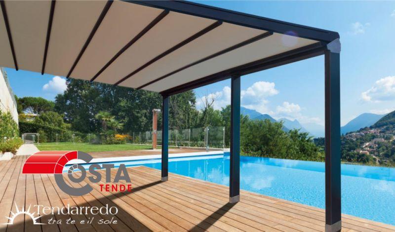 COSTA TENDE offerta pergotende coperture scorrevoli – promozioni installazione pergotende