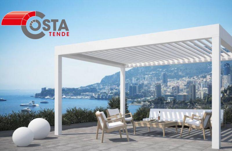 COSTA TENDE offerta installazione strutture bioclimatiche – promozione rivenditore tende bioclimatiche