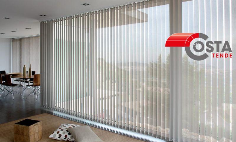 COSTA TENDE offerta installazione tende tecniche – promozione sistema di tendaggi a bande verticali