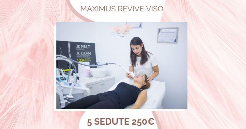 MISH ESTETIC CENTER  Assemini - offerta 5 sedute di MAXIMUS REVIVE viso piu giovane e tonico