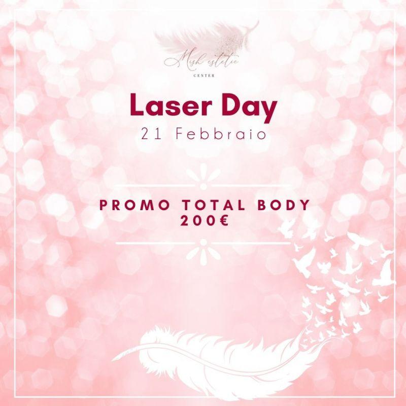 MISH ESTETIC CENTER  Assemini - promozione laser a diodo Lumenis LightSheer