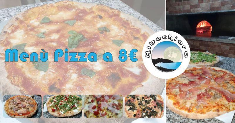 Albachiara Quartu Sant Elena - offerta menu pizza bibita e dolce della casa 8 euro