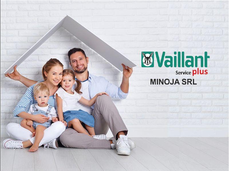 MINOJA offerta manutenzione caldaie vaillant - promozione revisione certificata caldaia