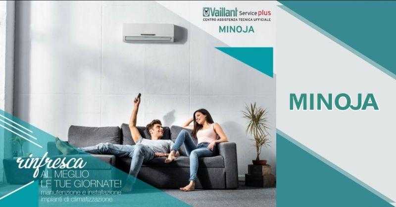 MINOJA - Offerta vendita installazione e assistenza condizionatori Bergamo