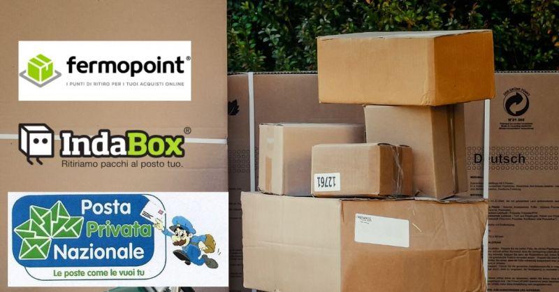 offerta punti di ritiro e spedizioni Fermopoint – servizi di deposito e punti di ritiro Indabox