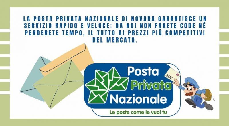 Occasione servizi postali rapidi a Novara – Offerta servizio raccomandate spedizione pacchi a Novara