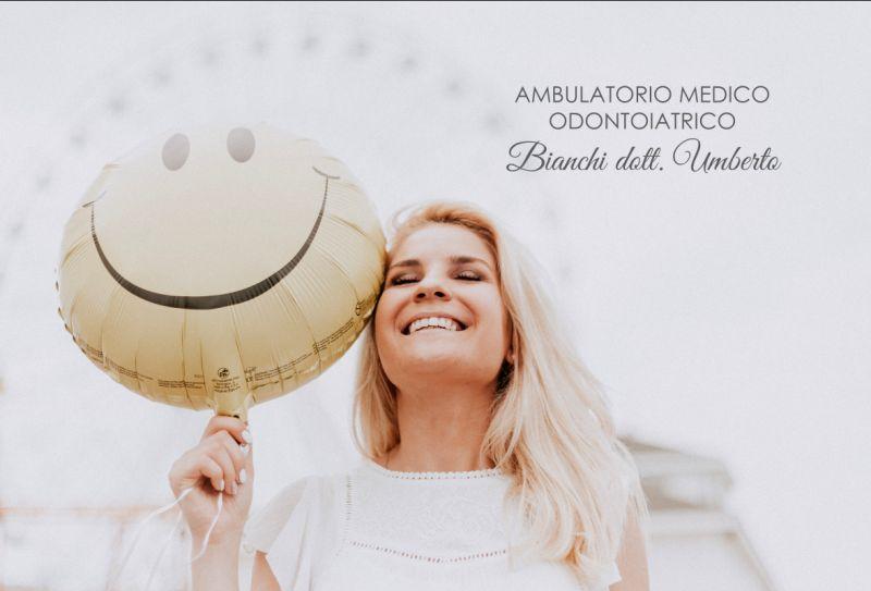 AMBULATORIO MEDICO ODONTOIATRICO DOTT BIANCHI odontoiatria conservativa trattamento endodontico
