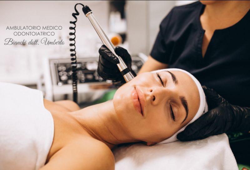 AMBULATORIO MEDICO ODONTOIATRICO DOTT BIANCHI medicina estetica - radiofrequenza viso corpo