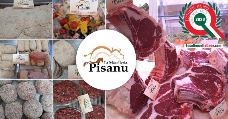 MACELLERIA PISANU - premiata tra le Eccellenze Italiane 2020 prodotti di qualita Made in Italy