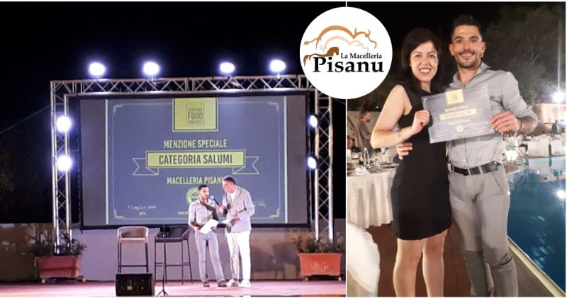MACELLERIA PISANU - offerta salumi premiati Sardinia Food Awards 2020
