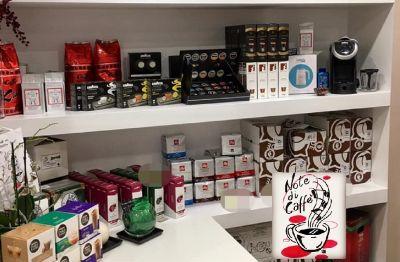 note di caffe offerta vendita cialde e macchine da caffe firenze