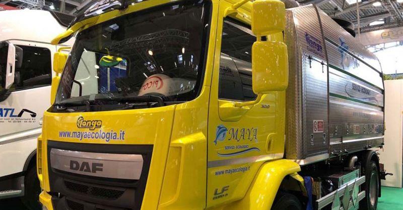 Promozione rinnovo e allestimento veicoli industriali Modugno Bari