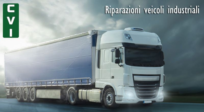 C.V.I. offerta riparazioni veicoli industriali Modugno – Promozione carrozzeria riparazione camion Bari