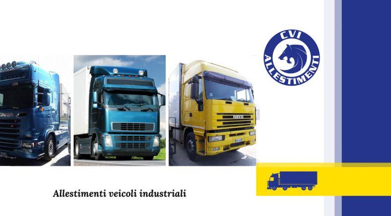 C.V.I. – offerta allestimenti personalizzati su veicoli industriali bari – promozione interventi di riparazione e modifica veicoli industriali