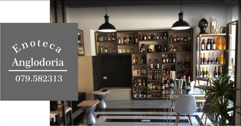 ENOTECA ANGLODORIA Valledoria - offerta migliori vini sardi birre artigianali
