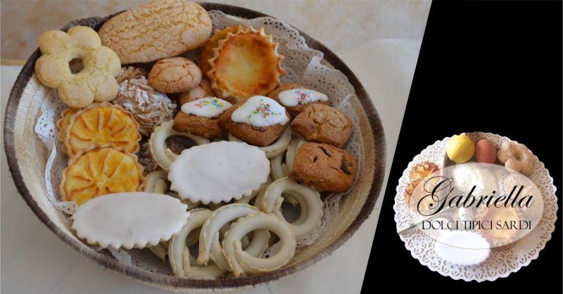 Gabriella laboratorio artigiano - offerta dolci tipici sardi ricetta tradizionale