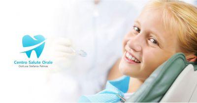 centro salute orale offerta studio dentistico specializzato in ortodonzia pediatrica