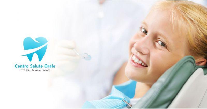 CENTRO SALUTE ORALE - offerta studio dentistico specializzato in ortodonzia pediatrica
