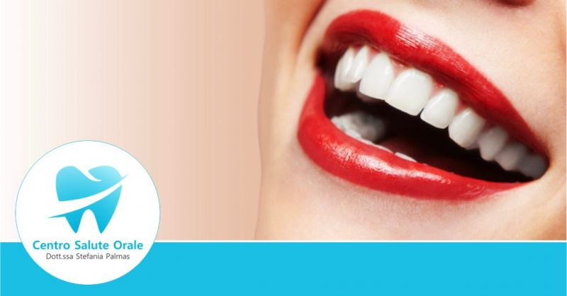 Studio dentistico Dott.ssa Stefania Palmas - offerta seduta igiene dentale pulizia accurata dei denti