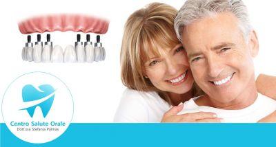 centro salute orale offerta nuove tecniche di implantologia dentale
